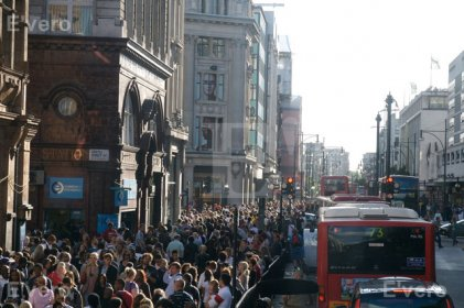 Londres - Oxford Street